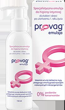 Specjalistyczna emulsja do higieny intymnej
