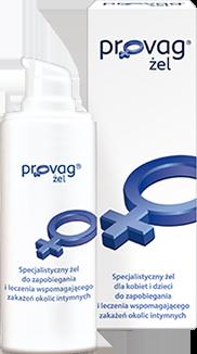 Żel do higieny intymnej - zapobieganie zakażeń stref intymnych