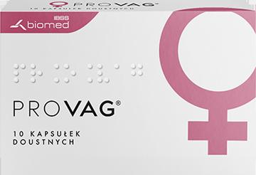 ProVag - probiotyk ginekologiczny